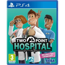 PS4 - Two Point Hospital