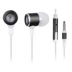 Gembird Sluchátka pro MP3, kovová s mikrofonem