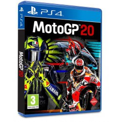 PS4 - Moto GP 20