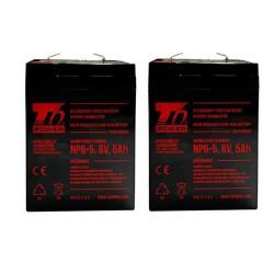 T6 POWER baterie T6APC0001 do UPS APC KIT RBC1