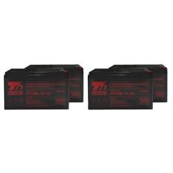 T6 POWER baterie T6APC0011 do UPS APC KIT RBC24, RBC115, RBC116, RBC132, RBC133