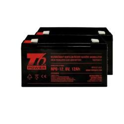 T6 POWER baterie T6APC0012 do UPS APC KIT RBC3