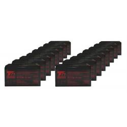 T6 POWER baterie T6APC0023 do UPS EBM KIT 3750W, 4200W, 5600W