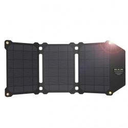 Allpowers AP- ES-004-BLA Solární nabíječka 21W
