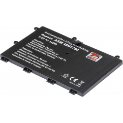 Baterie T6 power Lenovo ThinkPad Yoga 11e 20D9, 20DA, 20DB, 20DU, 20E5, 4600mAh, 34Wh, 2cell, Li-pol