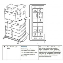 WF-C879R/WF-C2XXXX Multi fax board