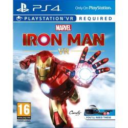 PS4 - Marvel's Iron Man VR - 3.7.2020