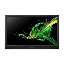 "15,6"" Acer PM161Q - IPS, FullHD, 7ms, 220cd/m2, 16:9, USB-C, cestovní monitor"
