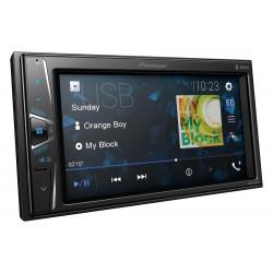 Pioneer DMH-G220BT 2DIN autorádio s LCD displejem a Bluetooth
