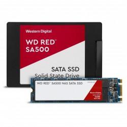 """SSD 2,5"""" 2TB WD Red SA500 SATAIII 7mm"""