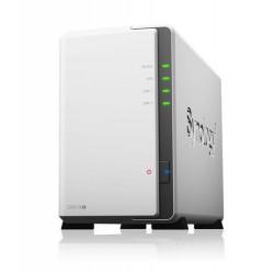 SYNOLOGY DS220J Disc Station datové úložiště (pro 2x HDD, qual core CPU 1.40GHz, 512MB DDR4 RAM, NAS)