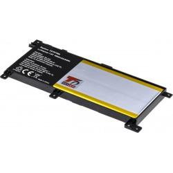 Baterie T6 power Asus X556U, F556U, A556U, K556U, R519U, R558U, 4500mAh, 34Wh, 2cell, Li-pol