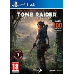 PS4 - Tomb Raider Definitive Edition