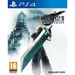 PS4 - Final Fantasy VII Remake