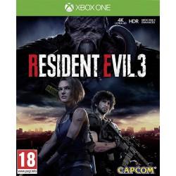 XOne - Resident Evil 3
