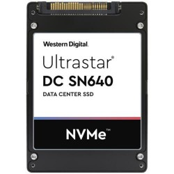 """SSD 960GB WD Ultrastar DC SN640 2,5"""" NVMe U.2 7mm"""