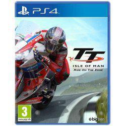 PS4 - TT Isle of Man Ride on the Edge 2