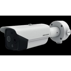 Kamera IP termo-optická pro měření tělesné teploty