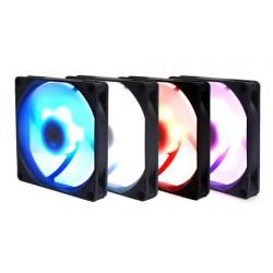SCYTHE KF9225FD25R-P Kaze Flex 92mm Slim RGB PWM 300-2500rpm
