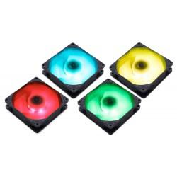 SCYTHE KF9225FD23R-P Kaze Flex 92 mm RGB PWM 300-2300 rpm
