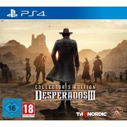 PS4 - Desperados 3 Collector´s Edition