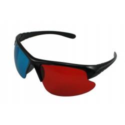 PRIMECOOLER PC-AD4 3D GLASS / 3D BRÝLE (red/blue sportovní)