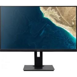 """22"""" Acer B227Q - IPS, FullHD@75Hz, 4ms, 250cd/m2, 16:9, HDMI, DP, VGA, pivot, výška, repro + 3Y NBD"""