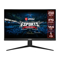 "MSI Optix G241 23.8""/1920x1080/1000:1/1ms"