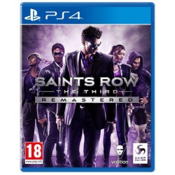PS4 - Saints Row: The Third - Remastered