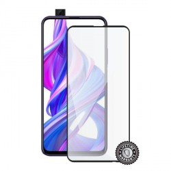 Screenshield HUAWEI Honor 9x Pro Tempered Glass protection (full COVER black)