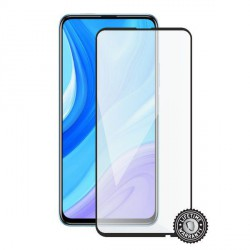 Screenshield HUAWEI P Smart Pro 2019 Tempered Glass protection (full COVER black)