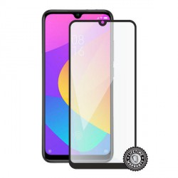 Screenshield XIAOMI Mi A3 Tempered Glass protection (full COVER black)