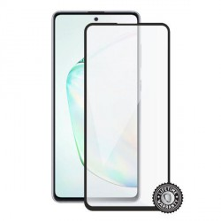 Screenshield SAMSUNG N770 Galaxy Note 10 Lite Tempered Glass protection (full COVER black)