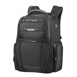 "Samsonite Pro DLX 5 LAPT. BACKPACK 3V 15.6"" Black"