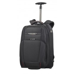 "Samsonite Pro DLX 5 LAPT. BACKPACK/WH. 17.3"" Black"