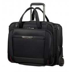 "Samsonite Pro DLX 5 BUS. CASE/WH. 15.6"" EXP Black"