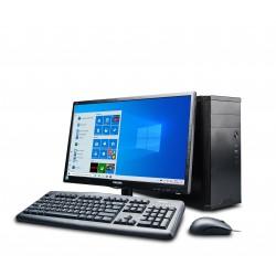 Premio Basic 3 S480 (i3-9100/8GB/SSD 480GB/DVD/W10Pro)