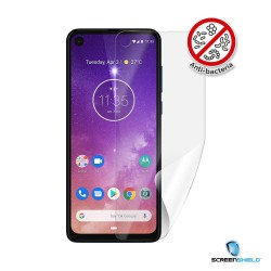 Screenshield Anti-Bacteria MOTOROLA One Vision XT1970 folie na displej