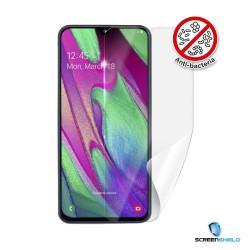 Screenshield Anti-Bacteria SAMSUNG A405 Galaxy A40 folie na displej