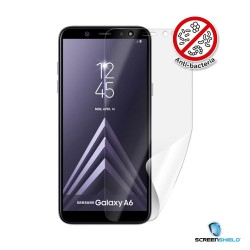 Screenshield Anti-Bacteria SAMSUNG A600 Galaxy A6 (2018) folie na displej