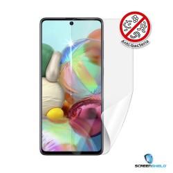 Screenshield Anti-Bacteria SAMSUNG A715 Galaxy A71 folie na displej