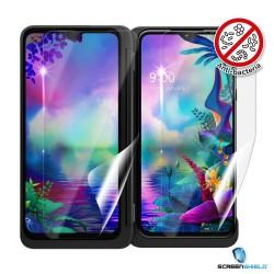 Screenshield Anti-Bacteria LG G8X ThinQ Dual Screen folie na displej