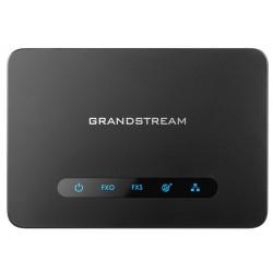 Grandstream HT813 1FXS,1FXO ATA brána, 2 SIP úč, 2x100Mb LAN, NAT router, 3-way konf. provisioning