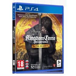 PS4 - Kingdom Come: Deliverance Royal Edition