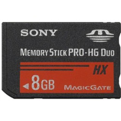 SONY MS Pro-HG Duo HX 8GB