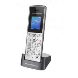 "Grandstream WP810 SIP WiFi telefon, 2,4"" bar. displ. 2SIP úč. video, BT, Micro USB, Handover"