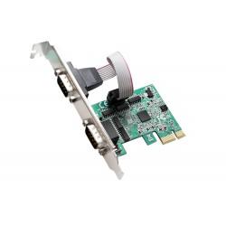 EVOLVEO 2x Serial 232 PCIe, rozšiřující karta
