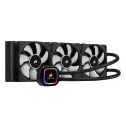 CORSAIR H150i RGB PRO XT komplet vodního chlazení CPU s 3x120mm ventilátorem (pro socket 1150, 1151, 1155, 1156, 2011, 2011-3, 2