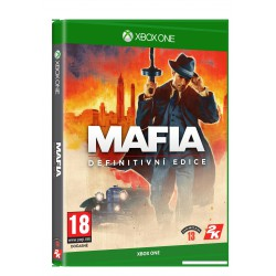 XOne - Mafia: Definitive Edition