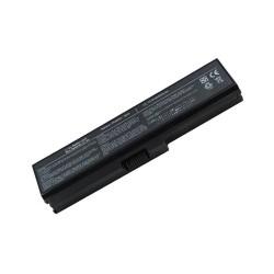 WE baterie EcoLine Toshiba PA3817U-1BRS PA3818U PA3816U-1BRS C650 10.8V 4400mAh